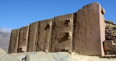 Ollantaytambo. Templo del Sol