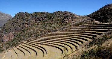 Pisac. Terrazas de Cultivo y Ciudadela Militar