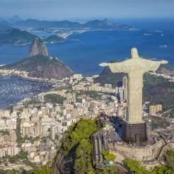 Cristo Redentor, Rio (Brasil)