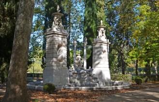 Fuente de Apolo - Jardín del Príncipe