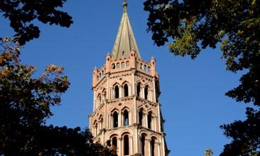Basílica de San Sernin. Torre