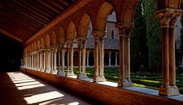 Convento de los Jacobinos. Claustro