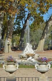 Fuente de la Boticaria (Jardín de la Isla)