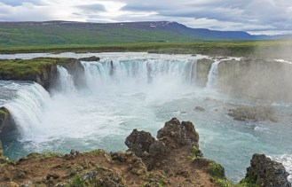 Cataratas Godafoss