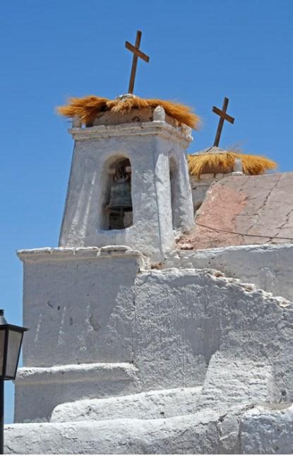 San Francisco de Chiu Chiu - Iglesia colonial