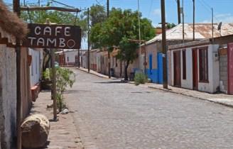Calle y Café Tambo