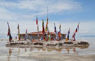 Salar de Uyuni - Hostal de Sal