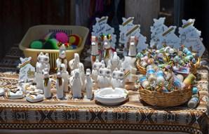 Colchani - Mercado de artesanías