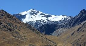 Tren del Titicaca. Monte San Pedro
