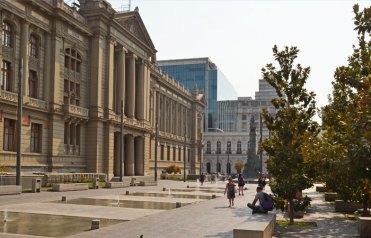 Palacio Tribunales Justicia