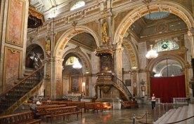 Catedral de Santiago - Interior