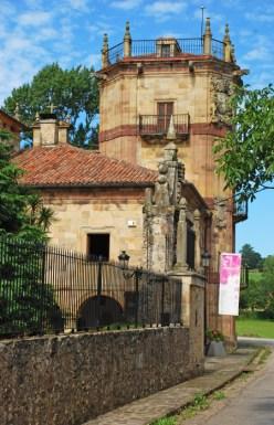 Exterior del Palacio de Elsedo