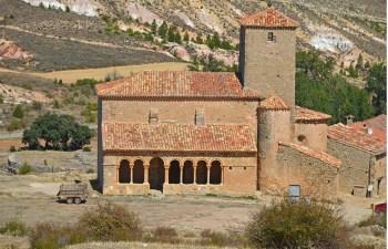 Iglesia de San Pedro de Caracena