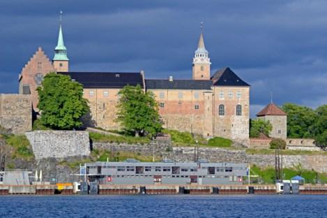 Muelle y Castillo de Akershus