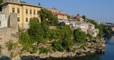 Río Neretva y Barrio Turco