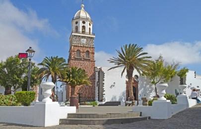 Plaza de la Constitucion e Iglesia Matriz (Teguise)