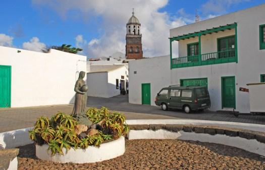 Plaza Clavijo y Fajardo (Teguise)