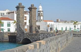 Arrecife - Puente de las Bolas