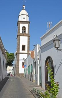 Calle Manuel Miranda - Torre de San Ginés