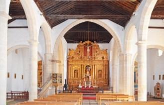 Iglesia Santa María - Retablo Mayor