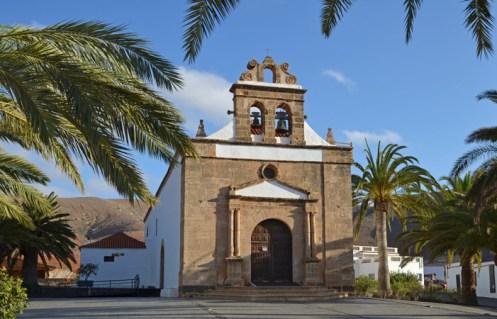 Vega de Río Palmas - Iglesia
