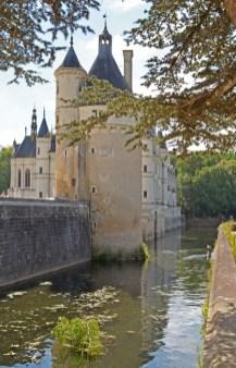 Chenonceau - Torre del antiguo castillo