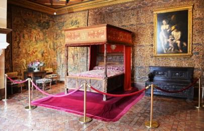Dormitorio Catalina de Médicis