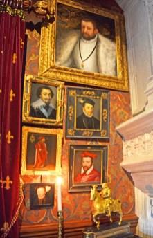Detalle Sala Francisco I