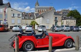 Blois - Coche de época
