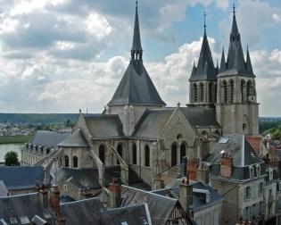 Blois - Iglesia San Nicolás