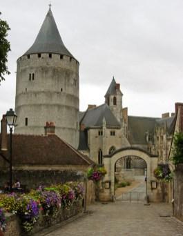 Châteaudun - Torre Medieval