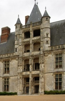 Châteaudun - Galería Renacentista