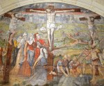 Fontevraud - Frescos Sala Capitular