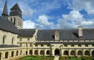 Fontevraud - Claustro Principal