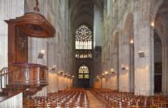 Tours - Interior de la Catedral