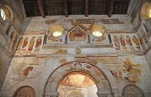 Baptisterio - Frescos del interior
