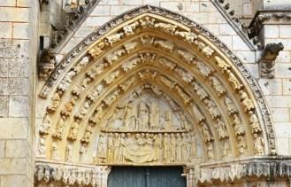 Pórtico de la Dormición de la Virgen