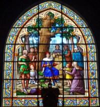 Vidrieras medievales