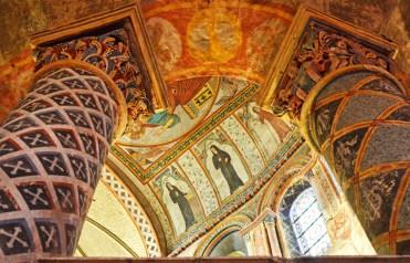 Frescos - Santa Radegunda