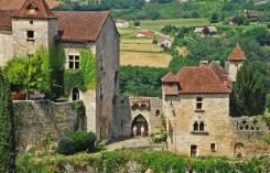 Puerta de Rocamadour
