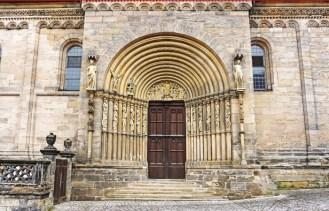 El Pórtico del Príncipe - Catedral Bamberg