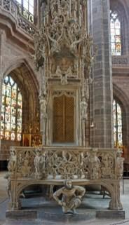 Tabernáculo de Adam Kraft (1496)