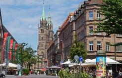 Vista de Königstrasse