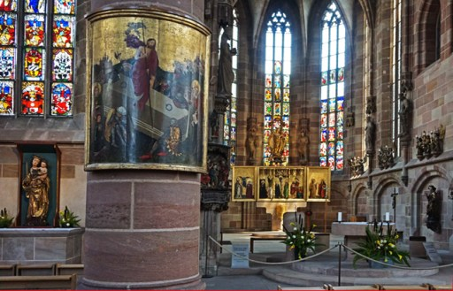 Interior de Frauenkirche