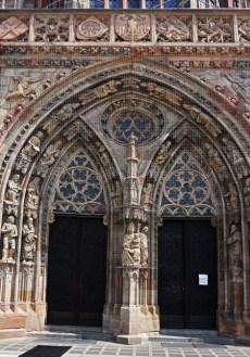 Pórtico - Frauenkirche