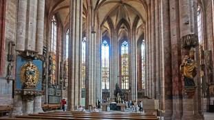 Deambulatorio - Iglesia San Sebaldo