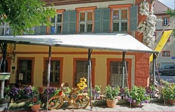 Café en calle Schrane