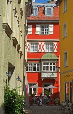 Casas típicas Suabas