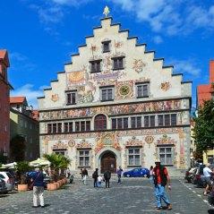 Fachada Sur del Ayuntamiento (Altes Rathaus)