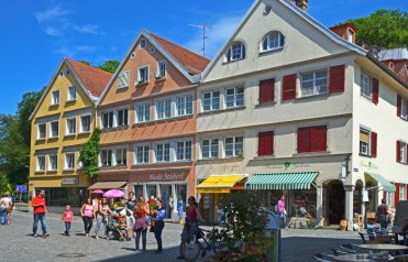 Casas de la Marktplatz